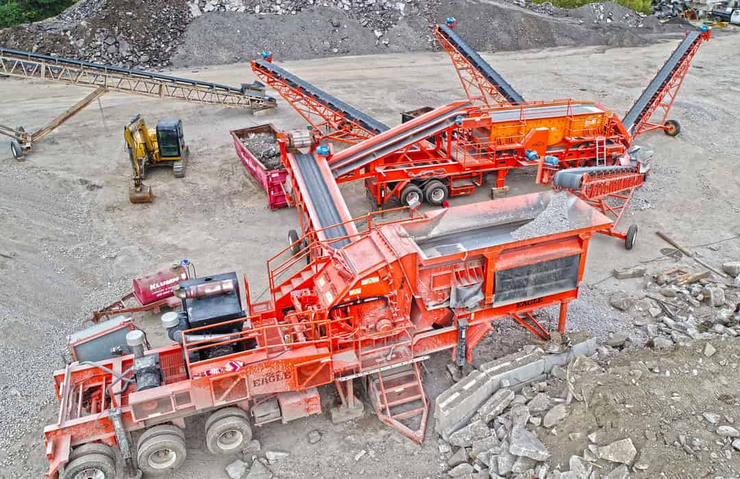 Demolition Crushing and the Rise of Recycled Aggregate: Klumm Bros.