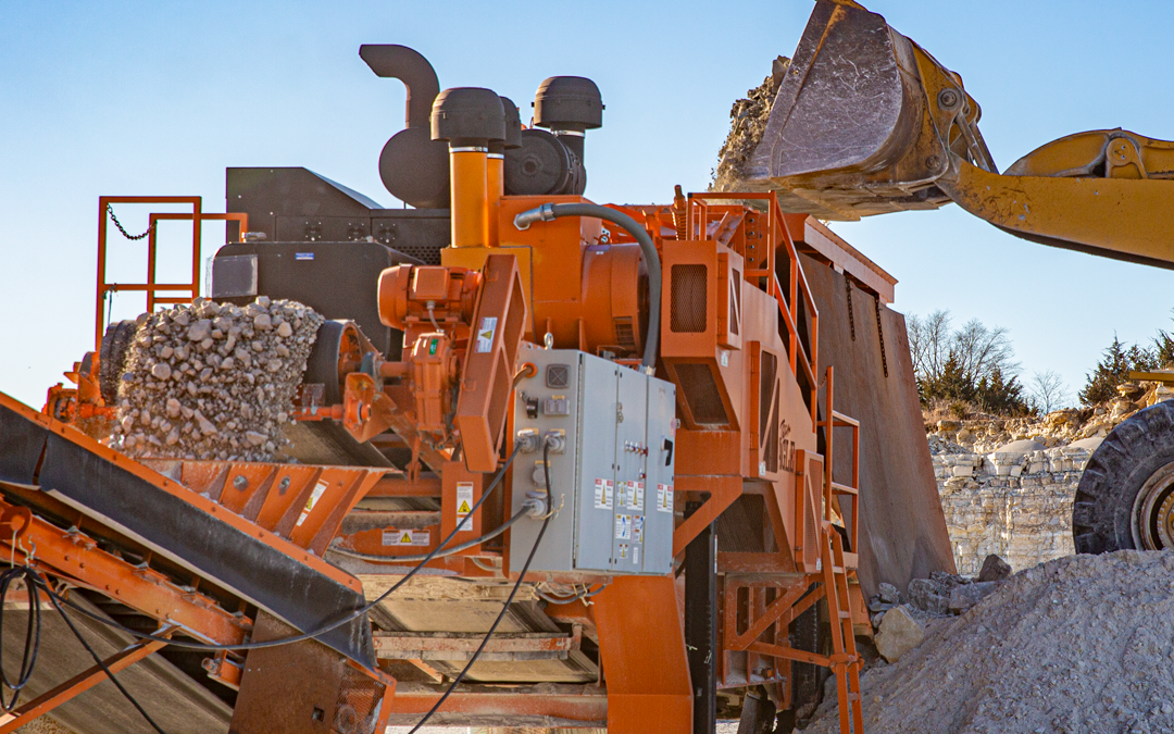 Eagle Crusher Names New Del. and Md. Crushing and Screening Plant Distributor