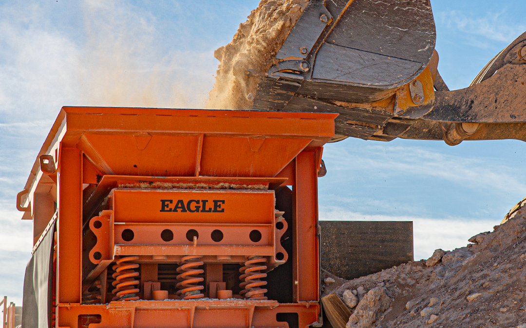 Eagle Crusher Keeps You up and Crushing With New Products and a Whole-New Website